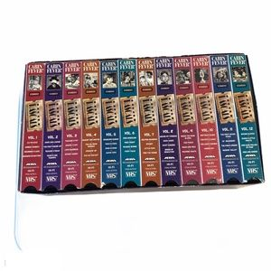 THE LITTLE RASCALS 12 VHS COLLECTION VOLUMES 1-12